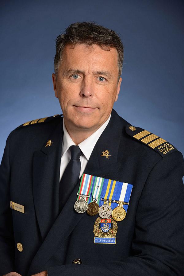 Serge Morin, Canada